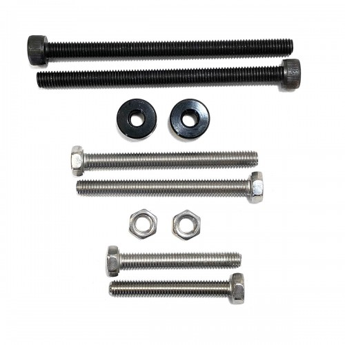 CHASE ACT tensioner bolts/nuts kit black