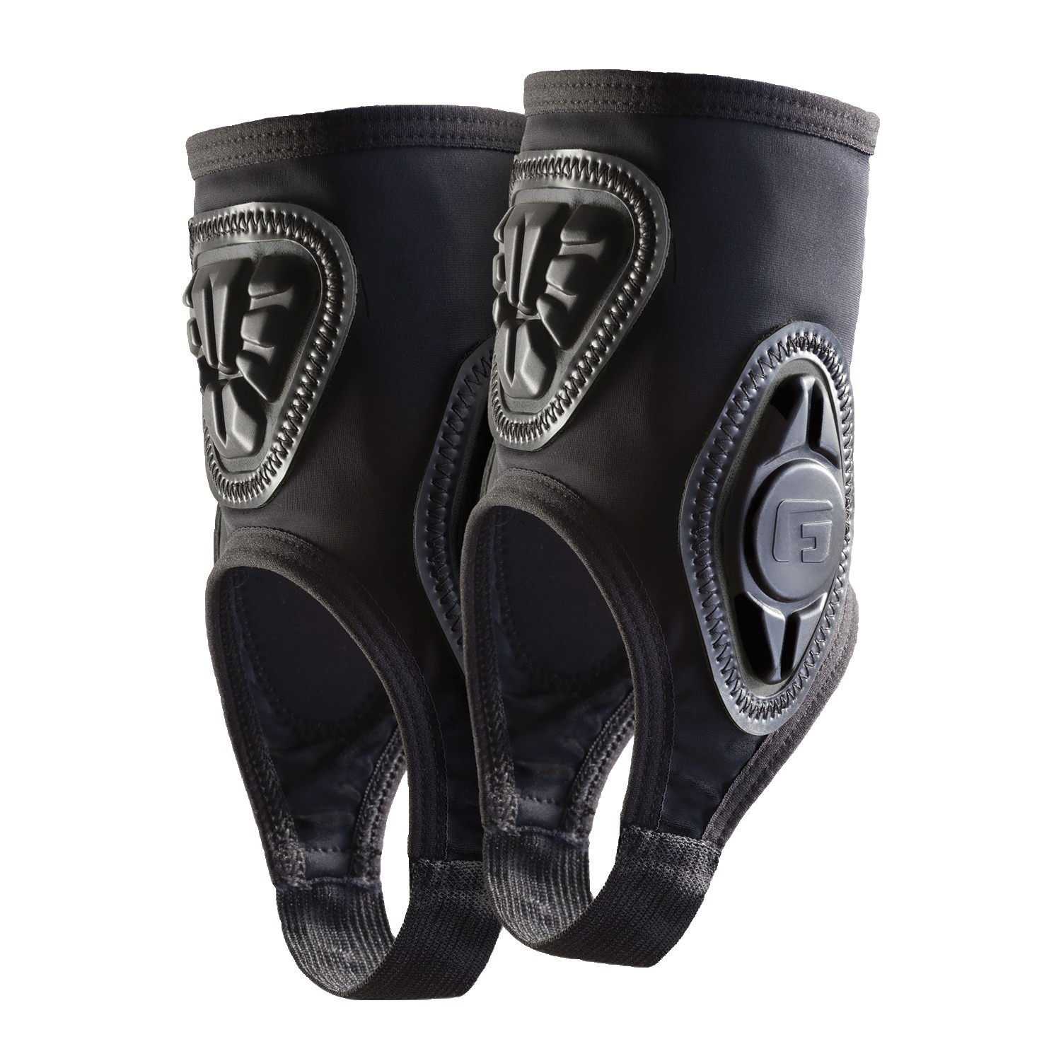 G-FORM PRO-X ANKLE GUARD BLACK