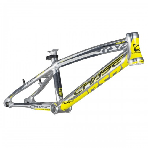 CHASE RSP4.0 FRAME POLISH/NEON YELLOW
