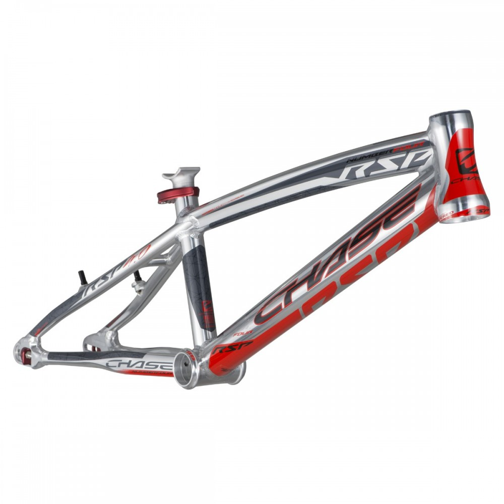 CHASE RSP4.0 FRAME POLISH/RED