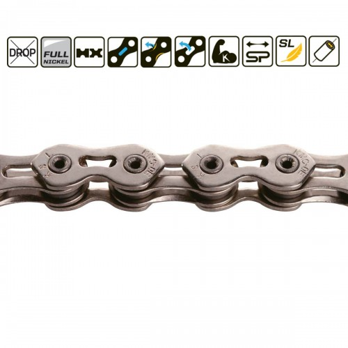 "KMC K1SL WIDE 1/8"" CHAIN"