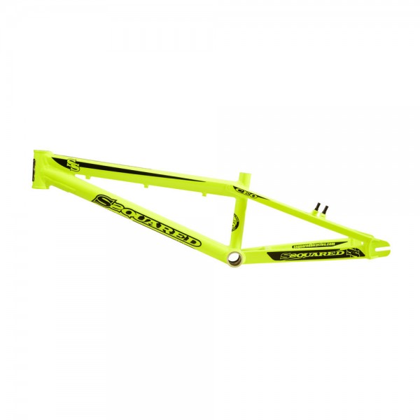 SSQUARED CEO NEON YELLOW / BLACK FRAME
