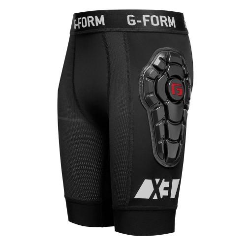 G-FORM PRO-X3 BIKE LINER SHORTS BLACK