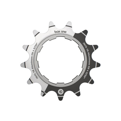 BOX ONE SINGLE SPEED ALLOY COGS