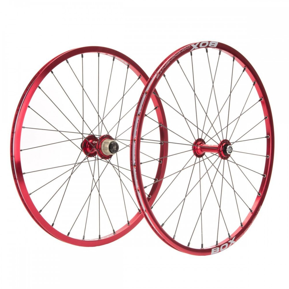 "BOX ONE 451 WHEELSET 20""x1-1/8"""