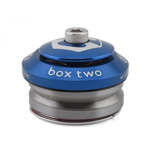 """BOX TWO ALLOY SEALED INTEGRATED 1-1/8"""" HEADSET BLACK"""