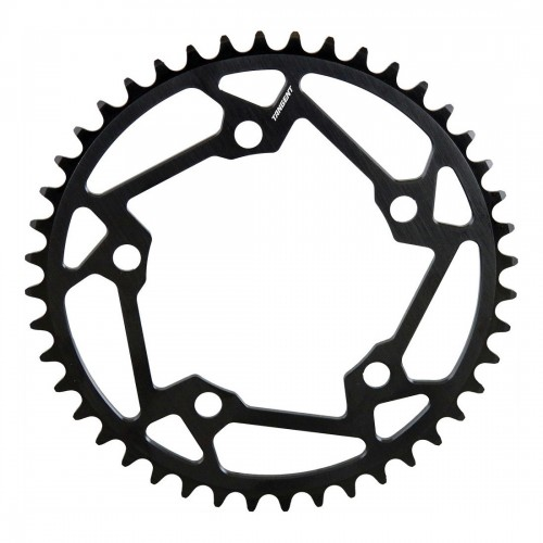 TANGENT 5 BOLT CHAINRING 110MM BLACK