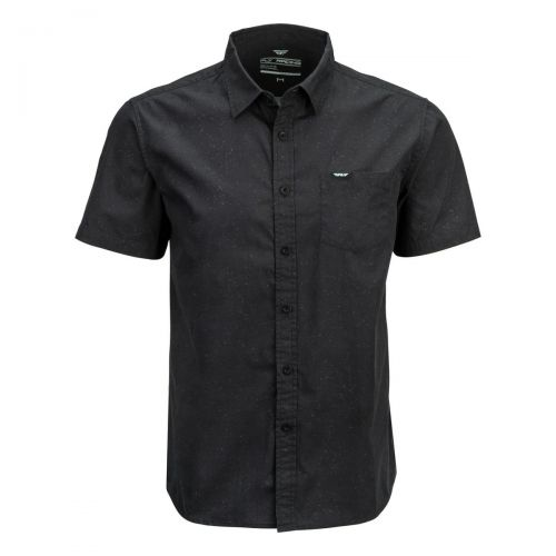 FLY BUTTON UP SHIRT