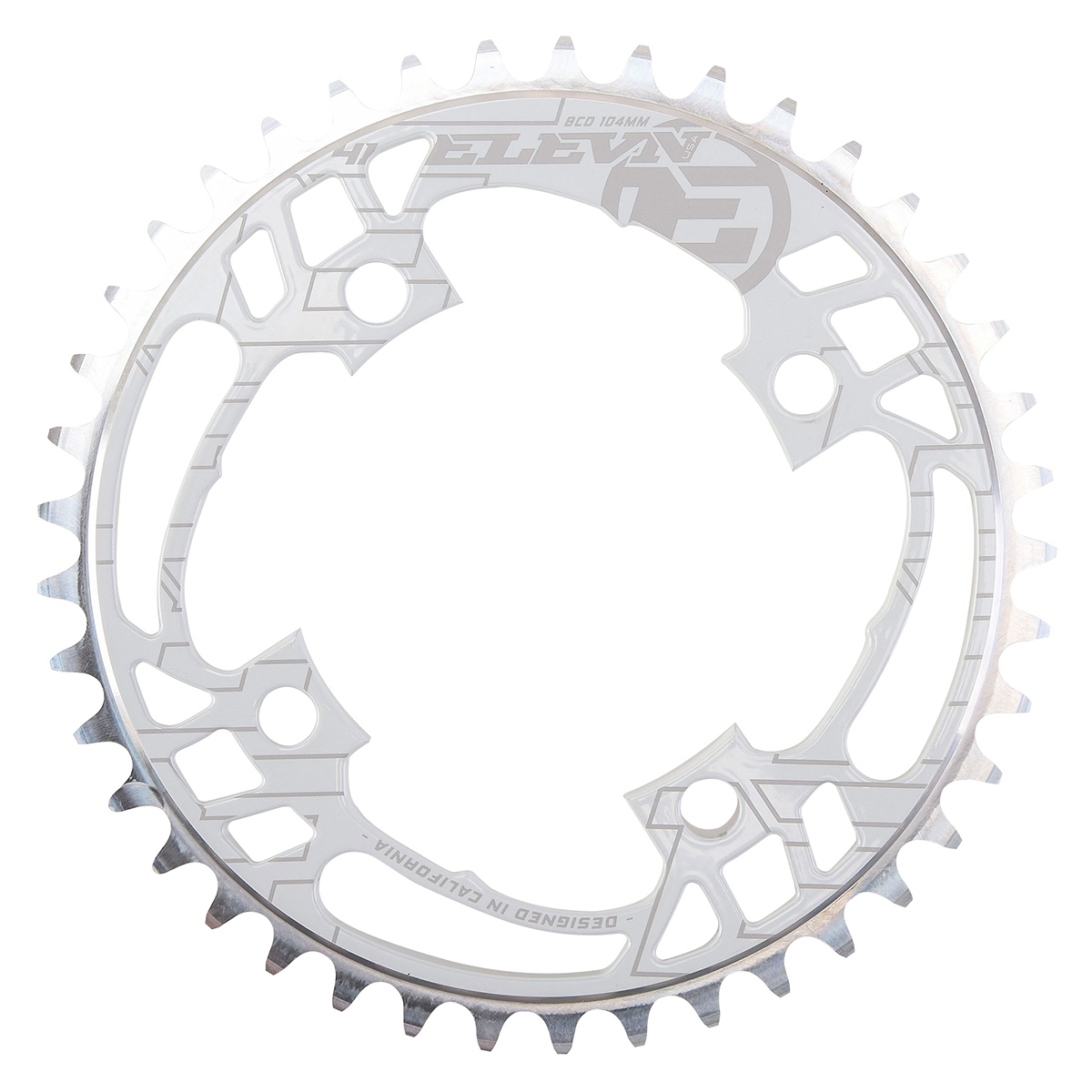ELEVN FLOW CHAINRING 104MM