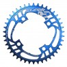 ELEVN FLOW CHAINRING 104MM BLUE