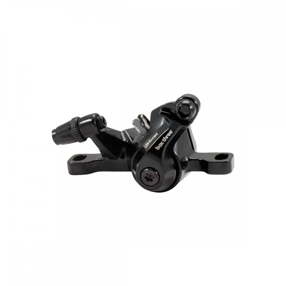 BOX THREE BMX DISC BRAKE CALIPER BLACK