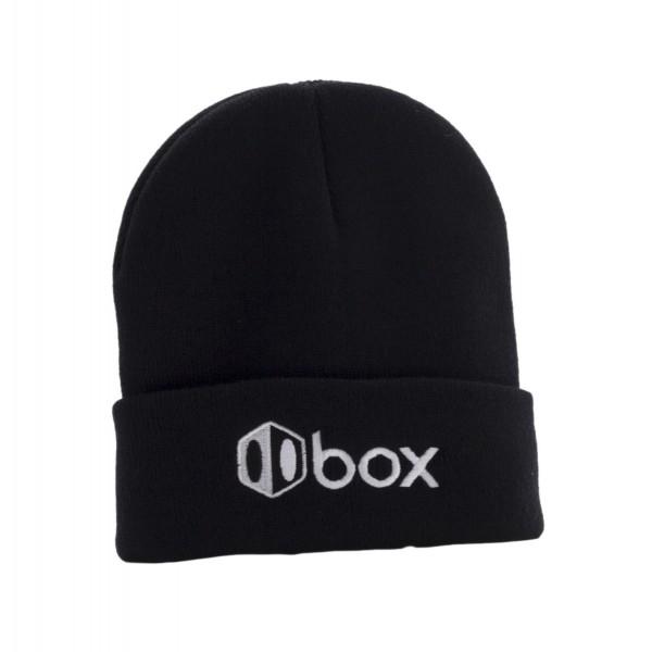BOX ICON LOGO BEANIE