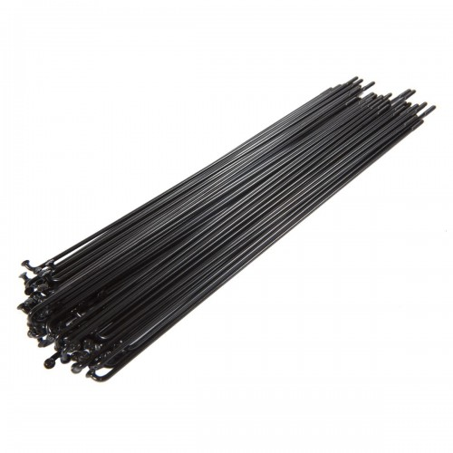 EXCESS STEEL SPOKES PACK BLACK