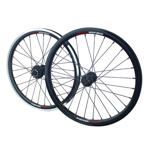 "ANSWER EXPERT HOLESHOT 24""X1-3/8"" WHEELSETS"