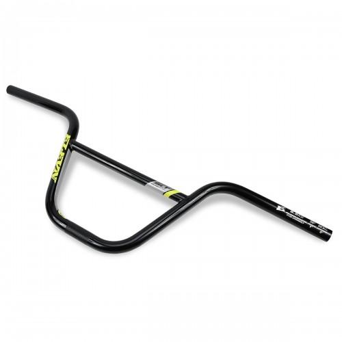 "NEW Insight BMX 8.0/"" Black 4130 Chromoly Tubing Race Handlebar"