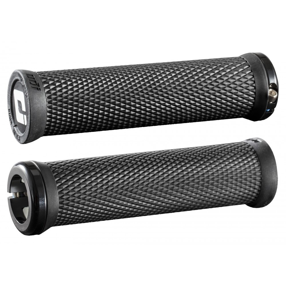 ODI ELITE MOTION FLANGELESS LOCK-ON GRIPS