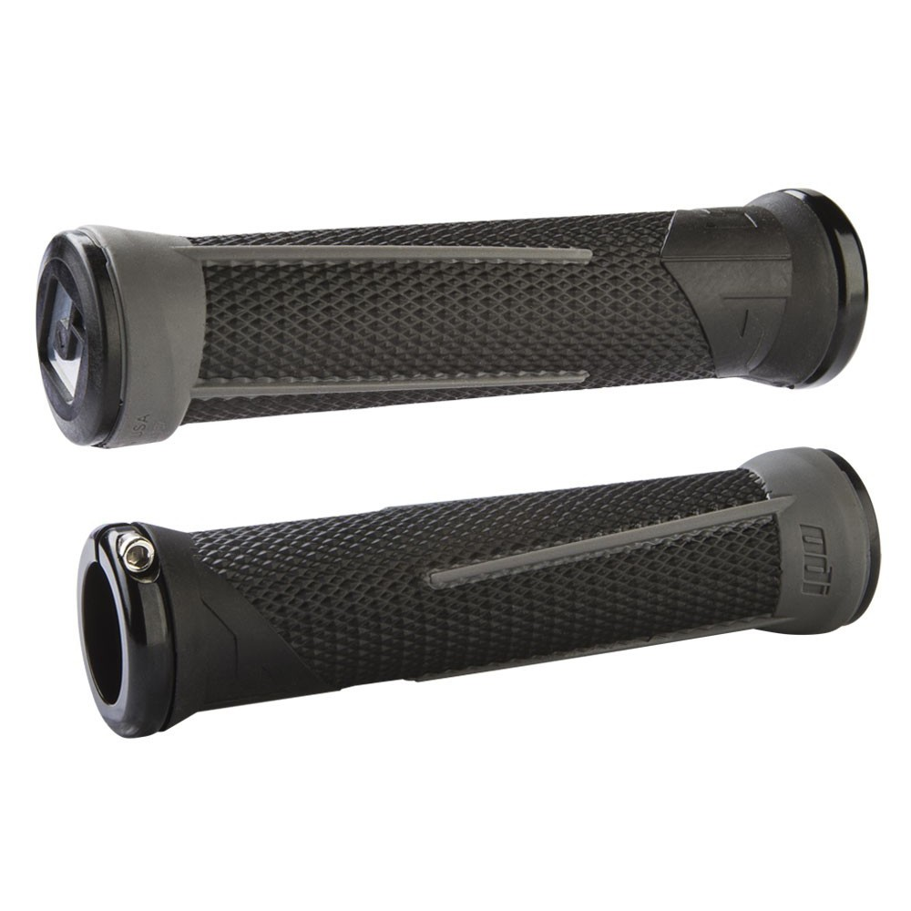 ODI AG-1 SIGNATURE FLANGELESS LOCK-ON GRIPS