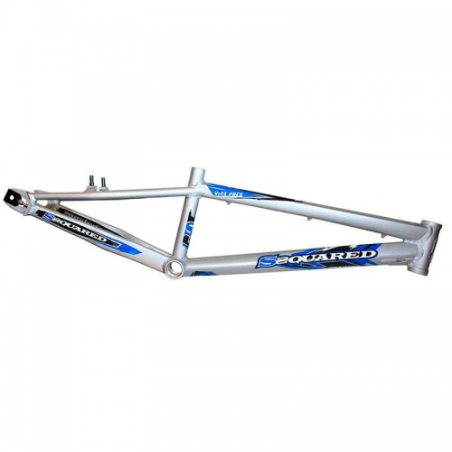 SSQUARED VP SILVER / BLUE FRAME