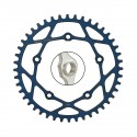 RENNEN PENTACLE CHAINRING THREADED 110MM