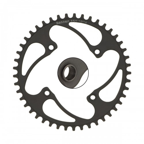 RENNEN CHAINRING 104MM THREADED