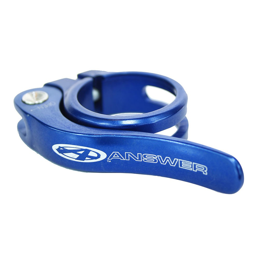 ANSWER QUICK RELEASE SEAT CLAMPS 31.8MM