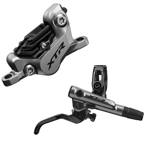 SHIMANO DISC BRAKE XTR BL-M9120 SET RIGHT/REAR BLACK