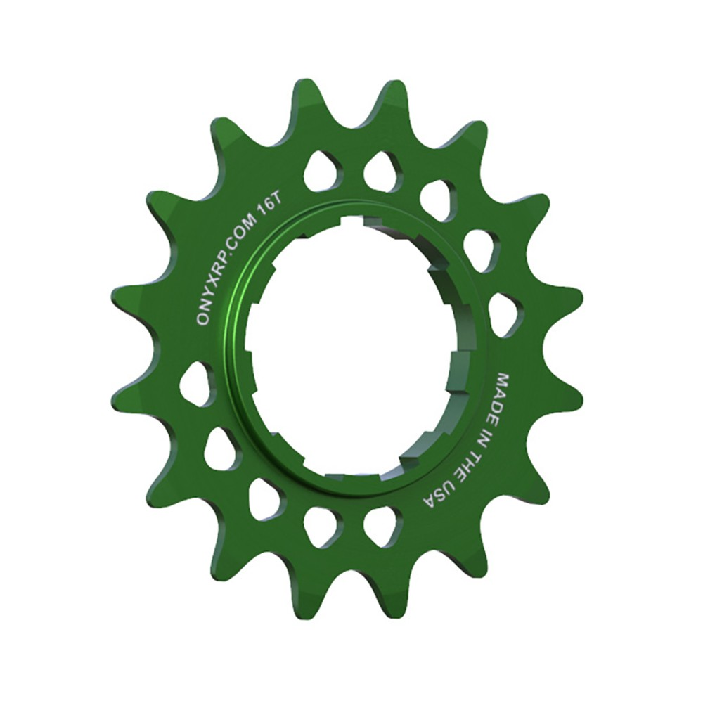 ONYX COG, HG AND HGSS ANODIZED ALUMINUM