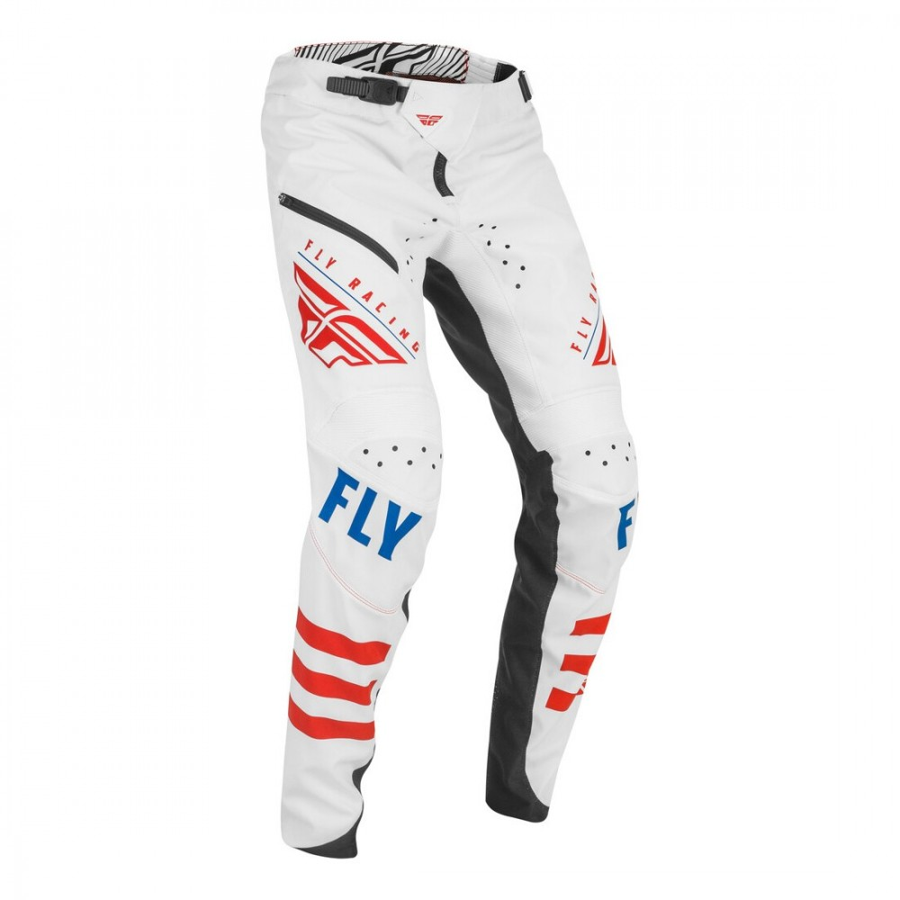 FLY LIMITED EDITION TEAM USA KINETIC BMX 2020 PANTS