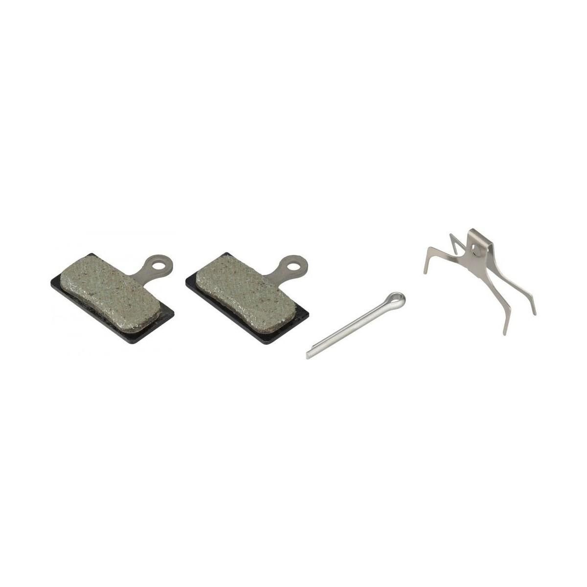 SHIMANO RESIN DISC BRAKE PADS (G03S)