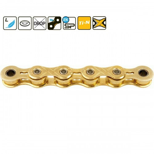 "KMC X101 WIDE 1/8"" CHAIN"