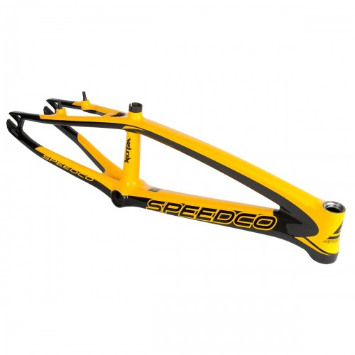 SPEEDCO VELOX V2 PRO FRAMES GLOSS YELLOW