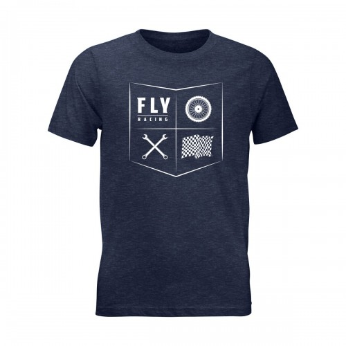 FLY ALL THINGS MOTO YOUTH TEE