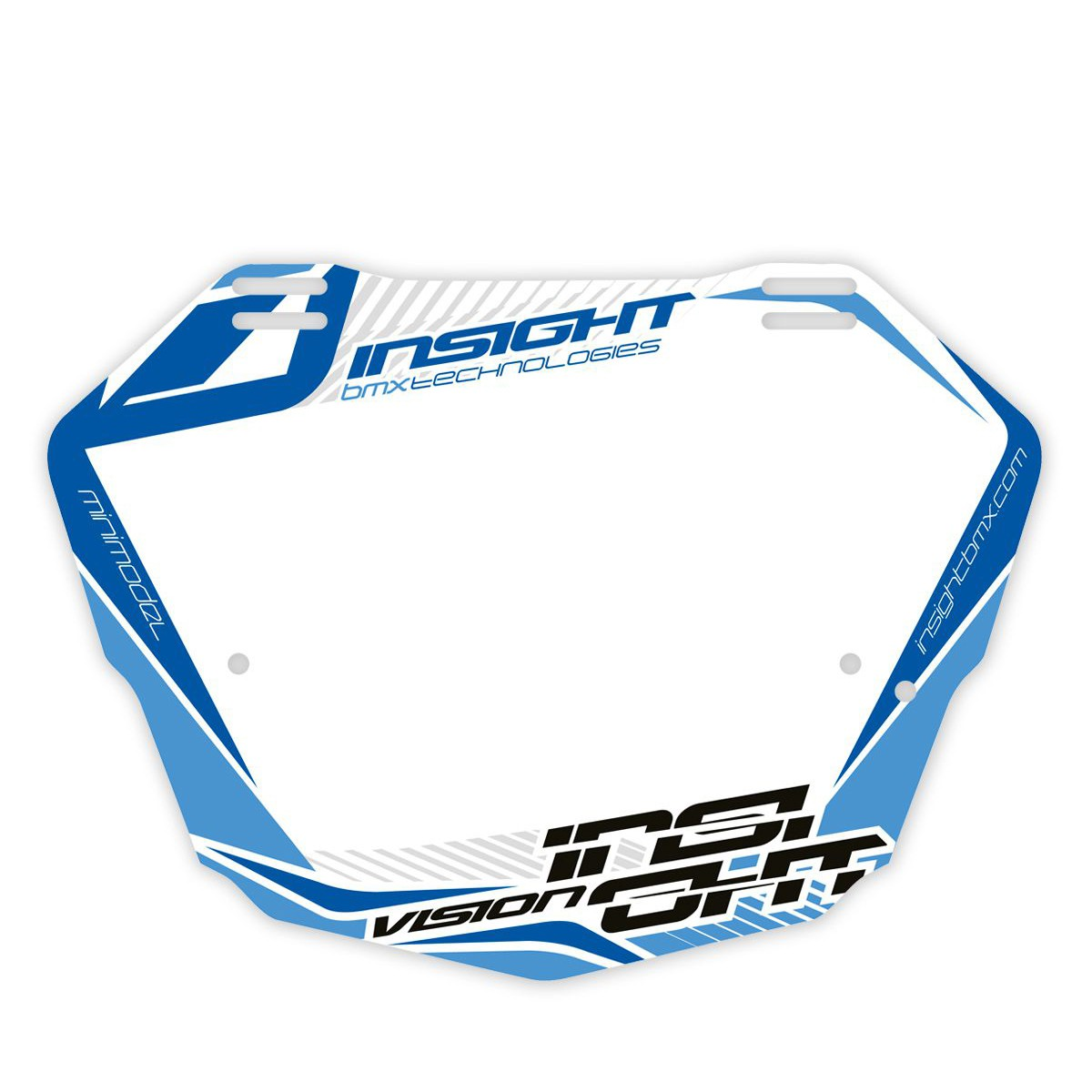 INSIGHT NUMBER PLATE VISION 2D PRO