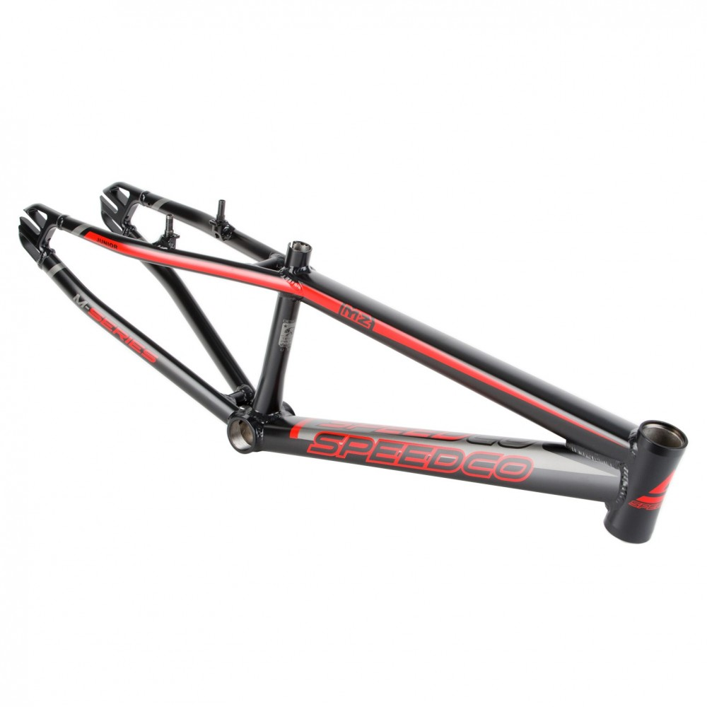 SPEEDCO M2 YOUTH FRAMES MATTE RED