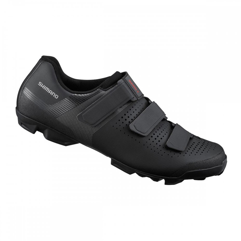 SHIMANO XC100 SHOES BLACK