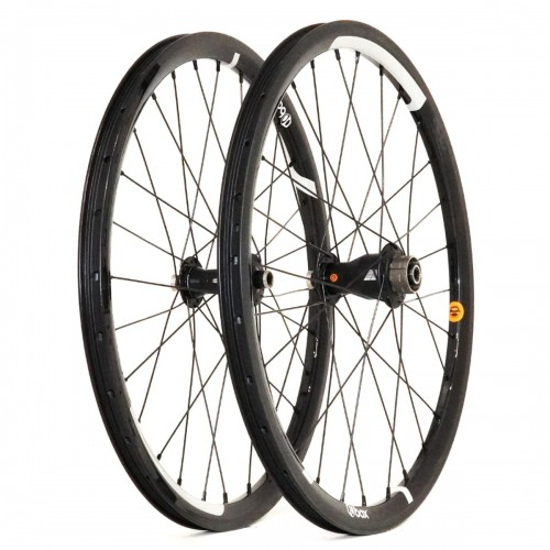 BOX ONE STEALTH EXPERT 451 28H CARBON WHEELSET