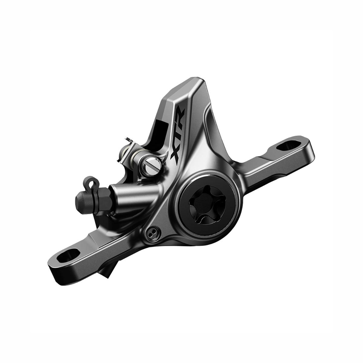 SHIMANO DISC BRAKE BR-M9100 XTR (K04TI RESIN PAD)
