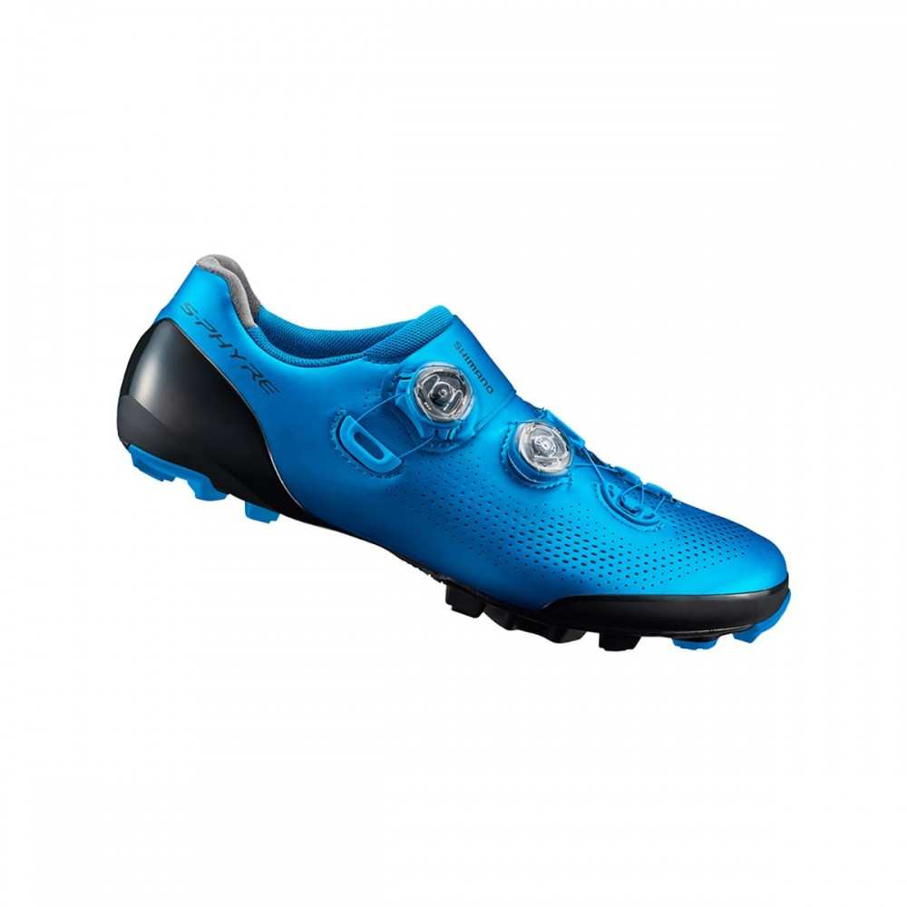 SHIMANOS-PHYRE XC9 SHOES BLUE
