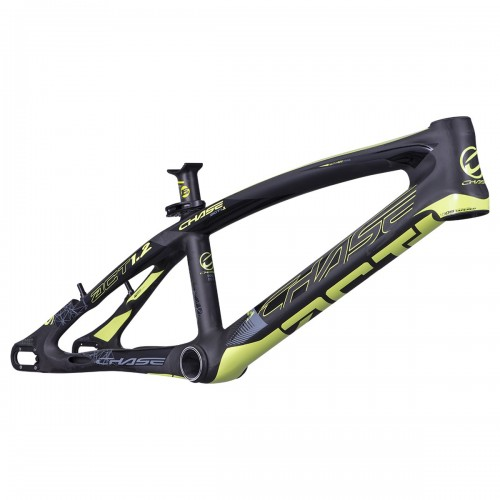 CHASE ACT1.2 CARBON FRAME BLACK/NEON YELLOW