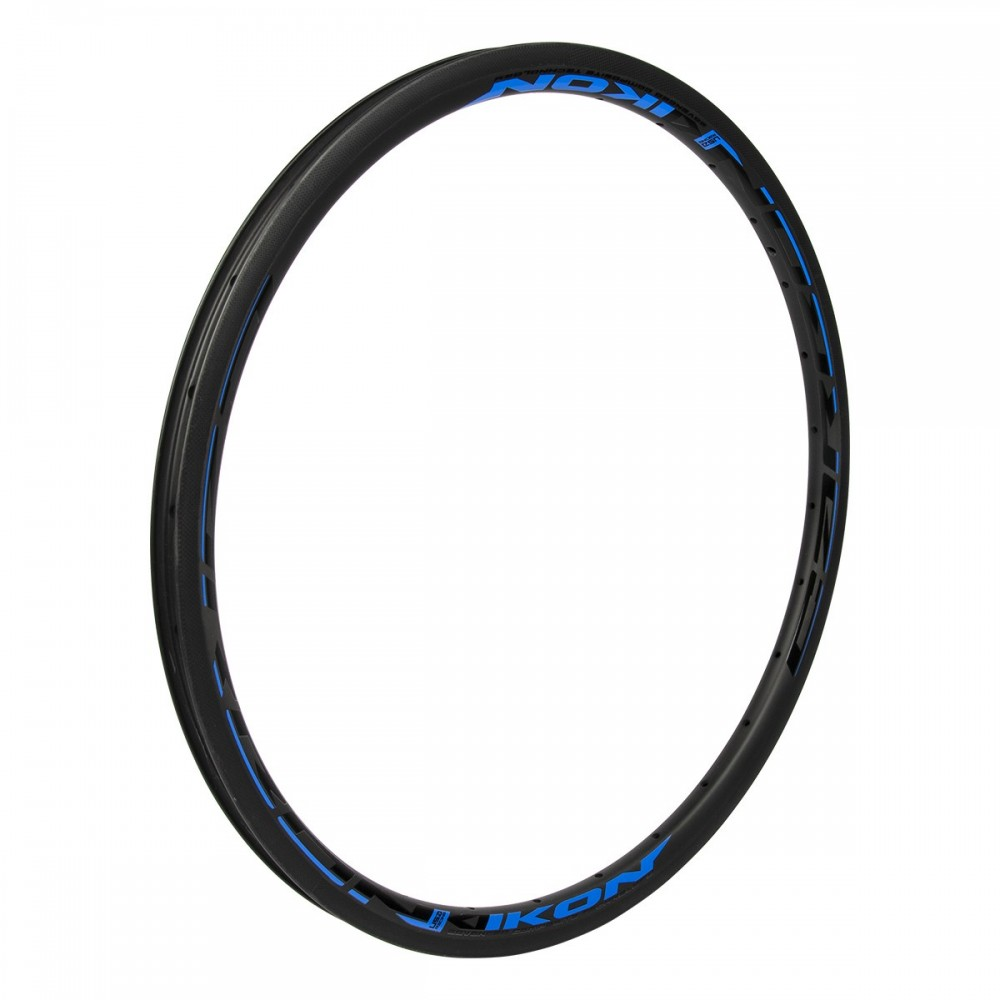 "IKON CARBON 20"" RIM 451X22MM 28H WITH BRAKE SURFACE"