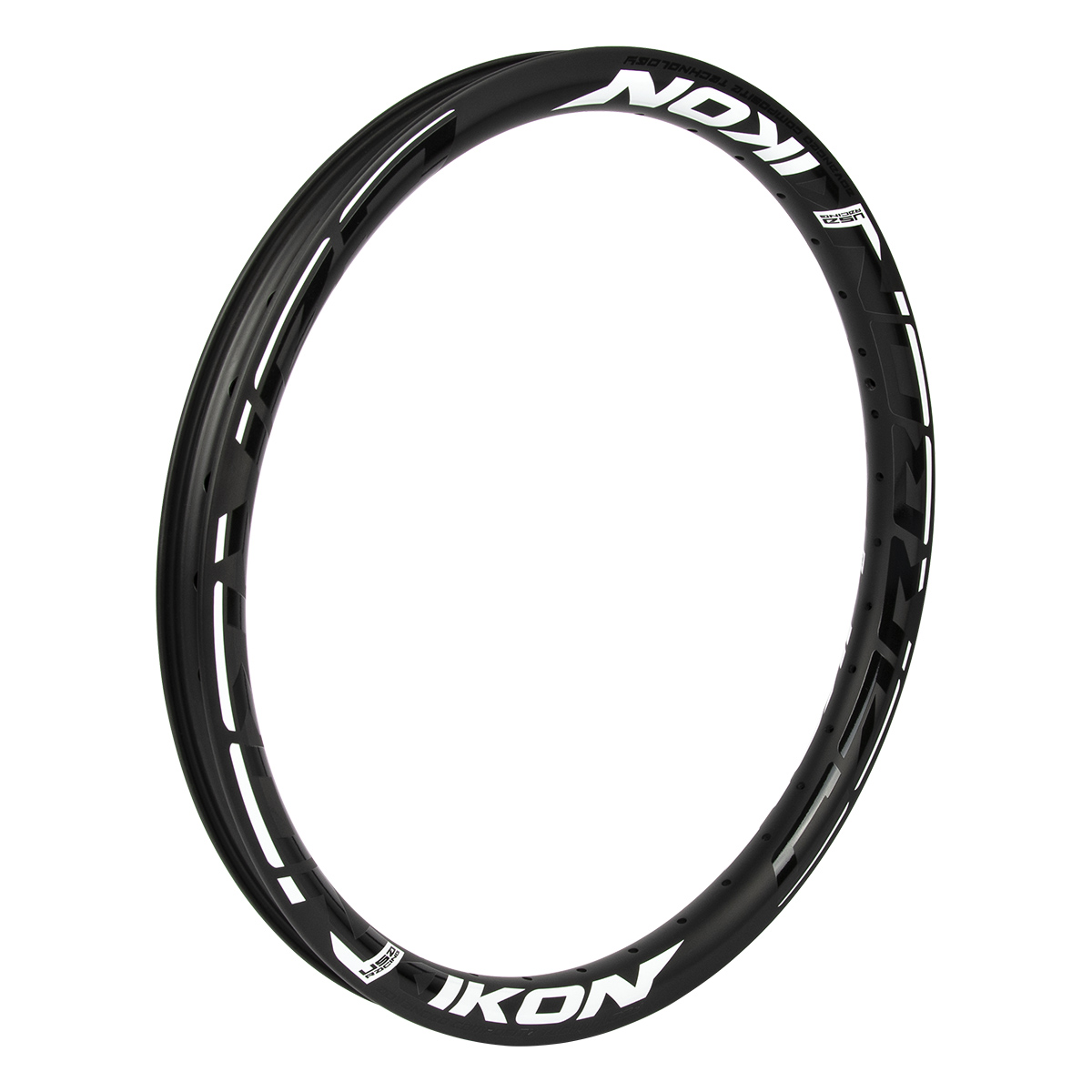 "IKON CARBON 20"" RIM 406X32MM 36H NO BRAKE SURFACE"