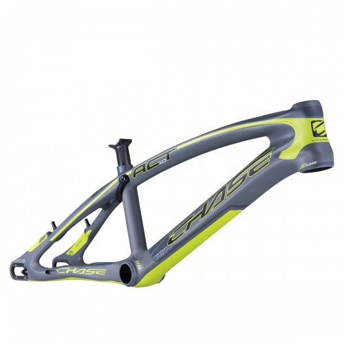 CHASE ACT1.0 FRAME MATT GREY/NEON YELLOW