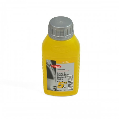 HOPE HYDRAULIC OIL DOT 5:1 BRAKE FLUID
