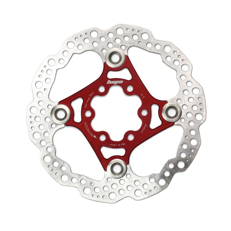 HOPE DISC ROTOR 140MM ISO