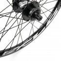 EXCESS XLC-2 406 36H ALLOY WHEELSET