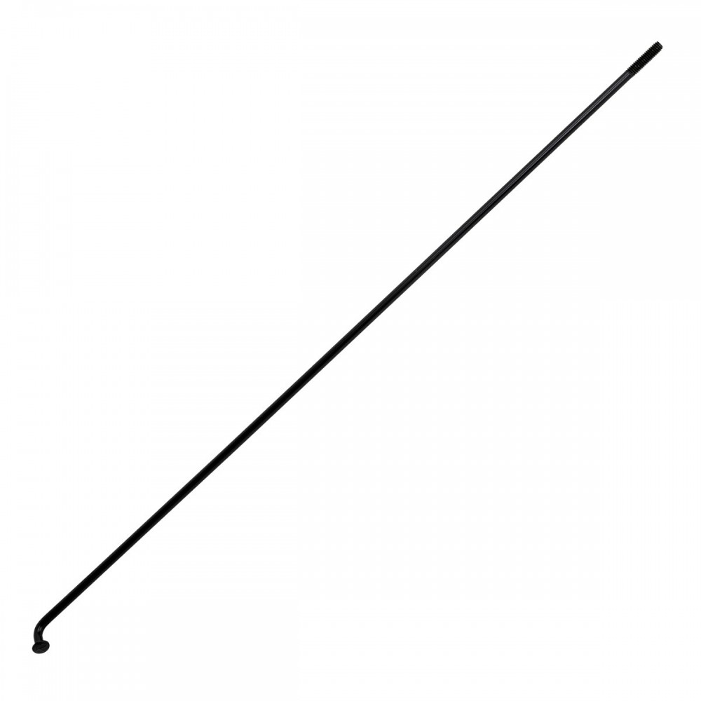 EXCESS STEEL SPOKES PACK BLACK (UNIT)