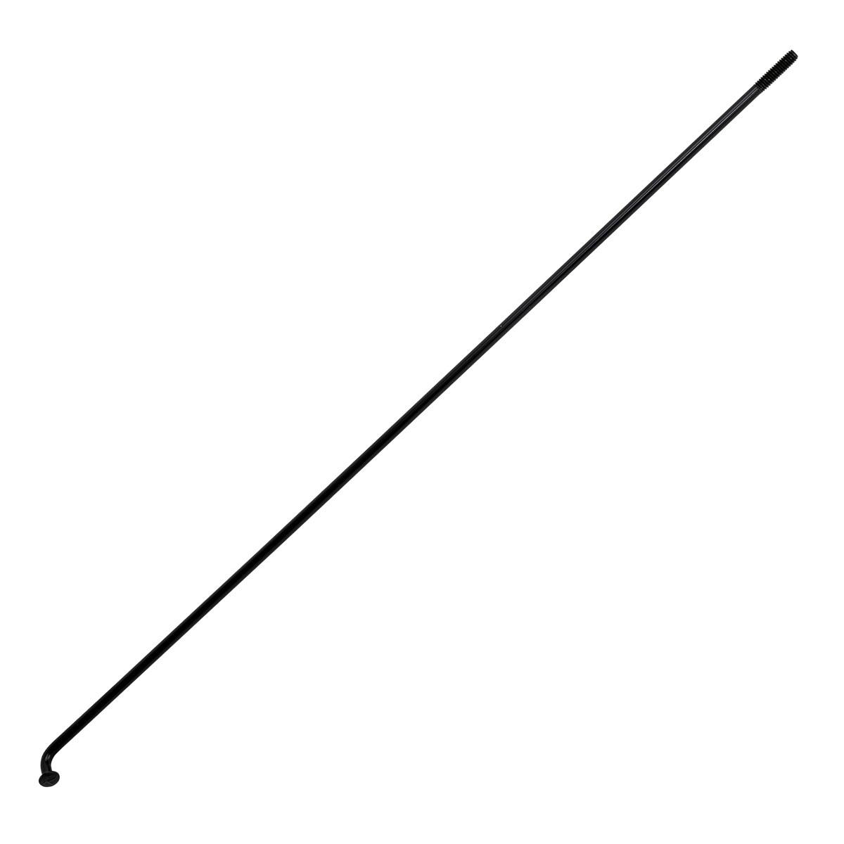 EXCESS STEEL SPOKES BLACK (UNIT)