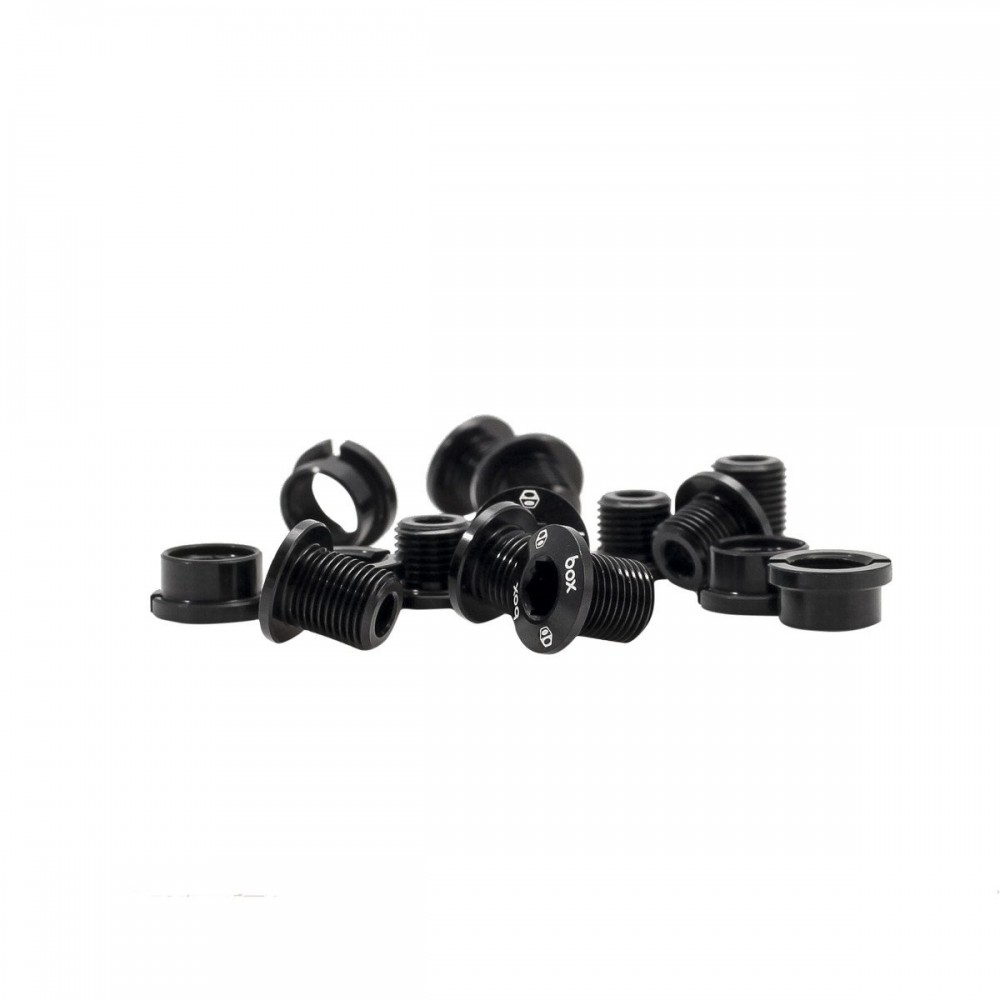 BOX ONE 7075 ALLOY CHAINRING BOLTS