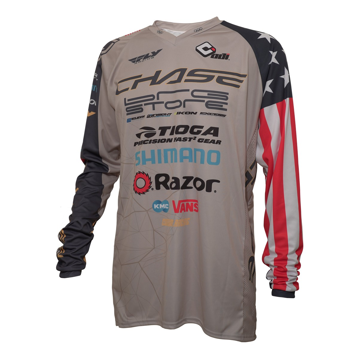 CHASE TEAM 2021 JERSEY CONNOR FIELDS REPLICA
