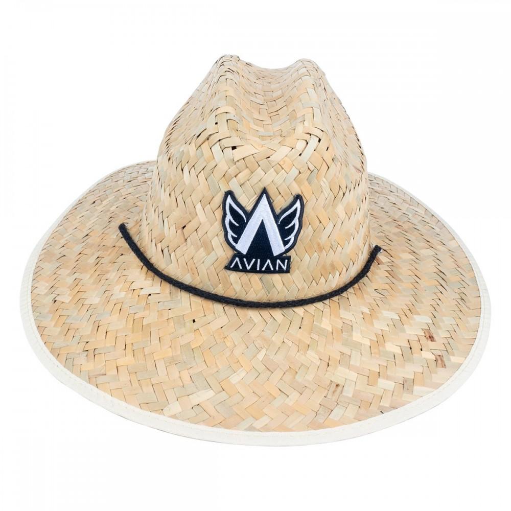 AVIAN STRAW HAT